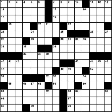 MIStupid.com Crossword - Treblemakers